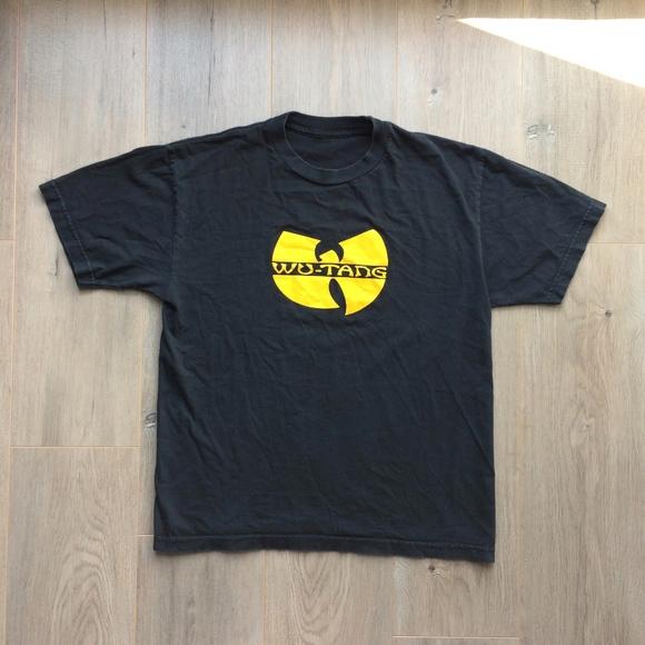 05d5c13ab03 90 s Wu-Tang Clan Raekwon Rap Hip-Hop T-Shirt. M 5abebbd5a6e3ea354533c22f